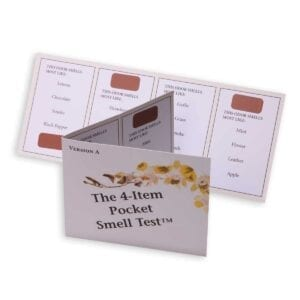 pocket smell test 4 item