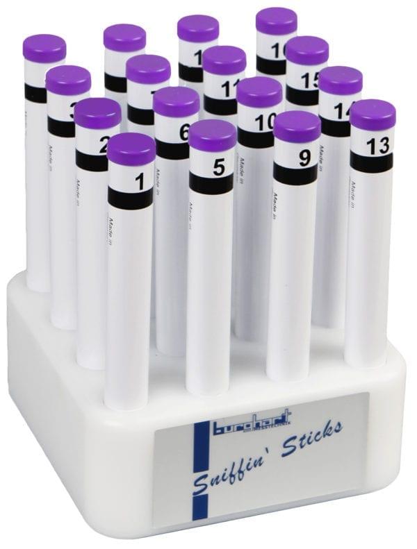 burghart purple identificationt test