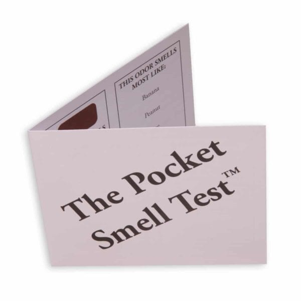 pocket smell test sensonics