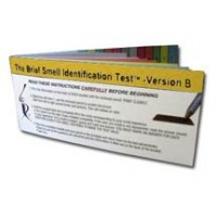 sensonics brief smell id test version b