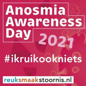 27 februari: anosmia awareness day