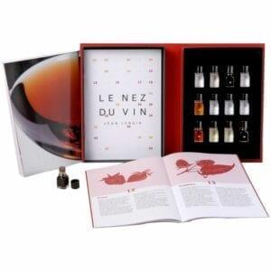 le nez du vin rode wijn geurdoos