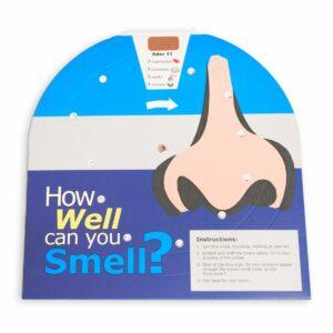 Pediatric Smell Wheel